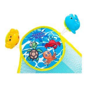 Rete porta giochi acquatici