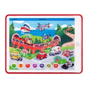 Il mio primo tablet: veicoli