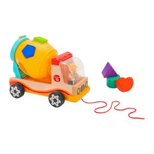 Mario, il camion dei lavori