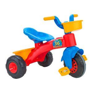 Triciclo brum