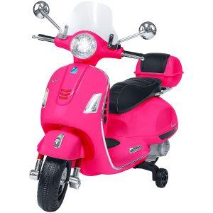Vespa GTS super sport rosa