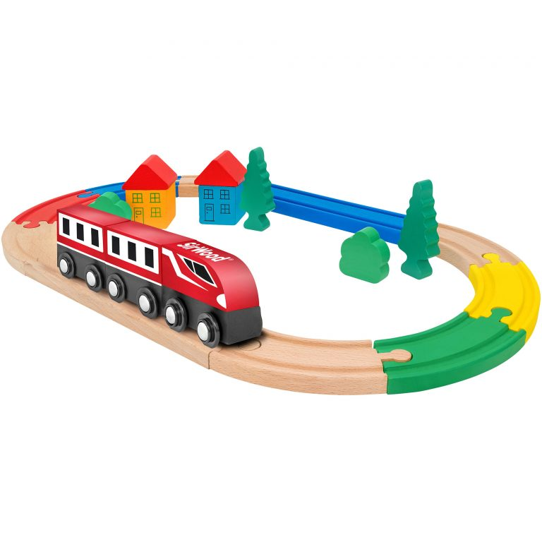 Pista treno